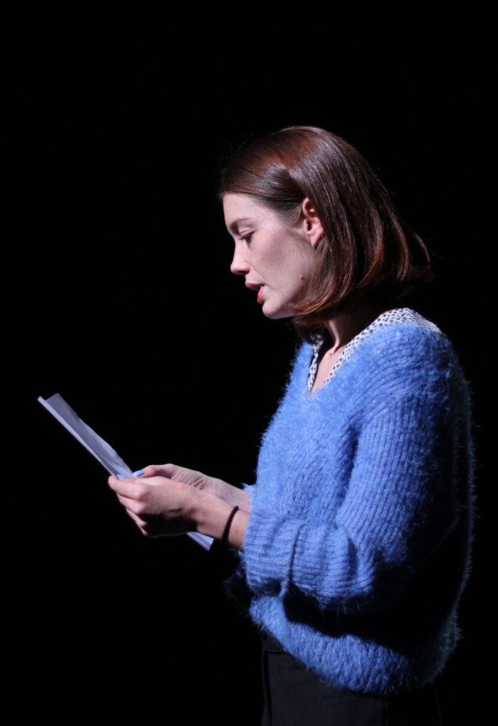 Texte et jeu: Louison ALIX  Conception costume: Estelle BOUL et Ludivine ROUX  Conception lumière: Hugo FLEURANCE